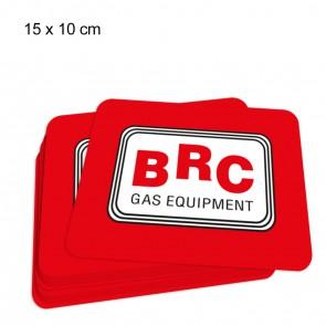 Adesivi BRC 15 x 10 cm (10 pz)