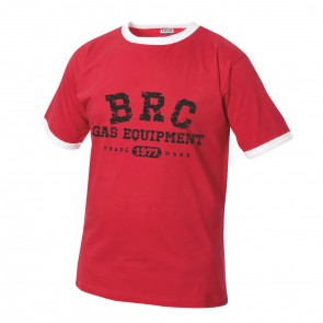 BRC PROMOTION - T-shirt BABY rossa