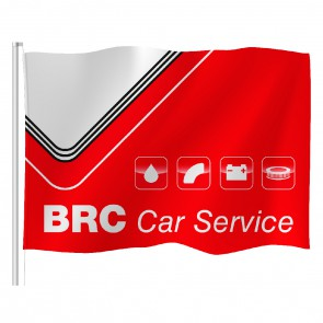 BRC PROMOTION -  Bandiera GAS SERVICE