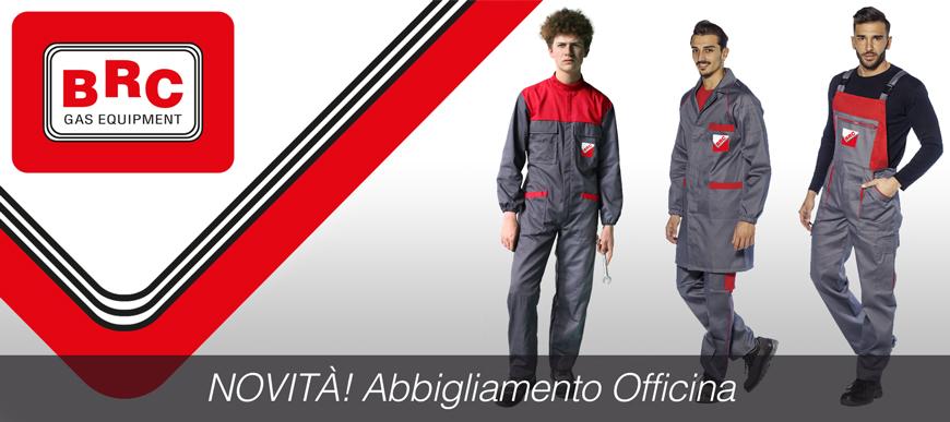 Abbigliamento Officina BRC Promotion