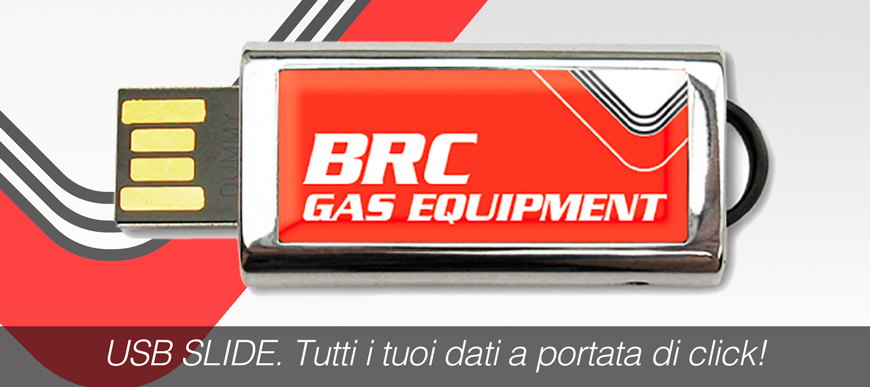 USB Slide - BRC Promotion